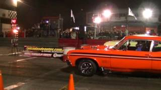 The Racer´s Edge -  Second  Edition - Big Engine  Day -