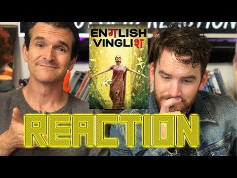 English Vinglish   Trailer REACTION!