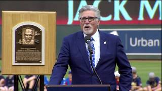 Jack Morris Honored by Twins