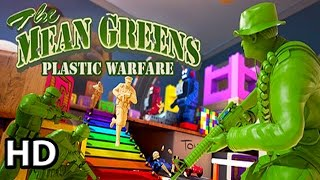The Mean Greens - Plastic Warfare || Multiplayer Third Person Action Shooter