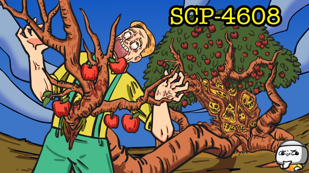 Appleseed SCP-4608 (SCP Animation)