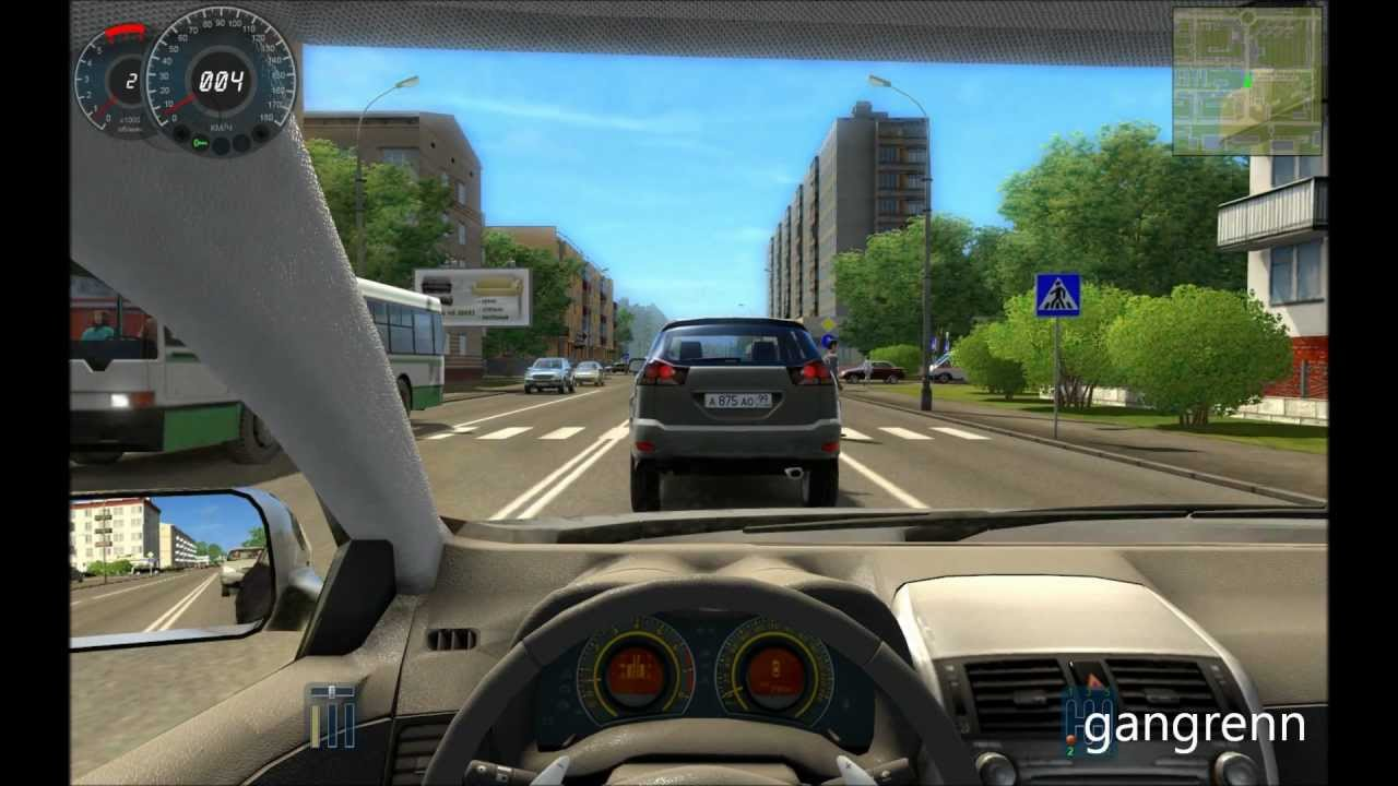 City Car Driving Simulator Youtube