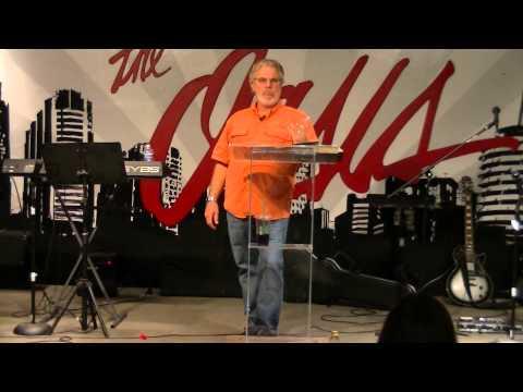 Pastor Ed Nelson
