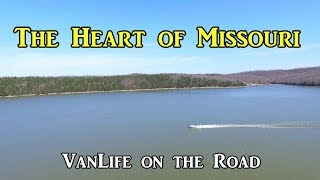 The Heart of Missouri - VanLife on the Road
