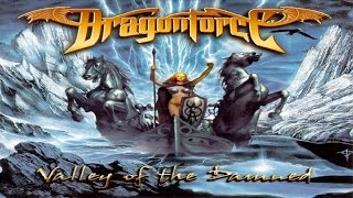DragonForce - Black Fire   Lyrics on screen   HD
