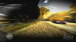 Burnout Dominator Sony PSP Trailer - Trailer