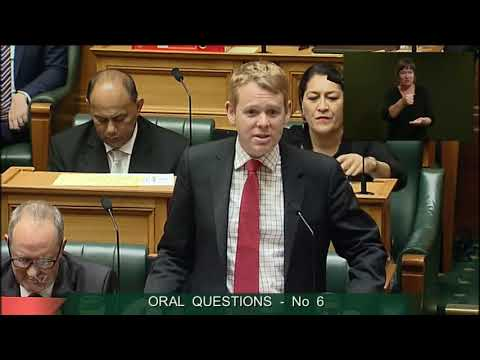 Question 6 - Hon Nikki Kaye to the Minister of Education