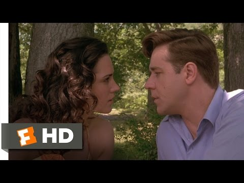 A Beautiful Mind (7/11) Movie CLIP - Intercourse ASAP (2001) HD