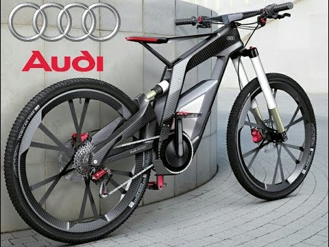 E-bike - A bicycle that runs at 80 kmph HD - YouTube