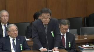 平成30年11月26日 漁業法等の一部を改正する等の法律案 加瀬和俊