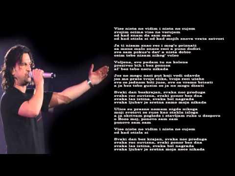 Aca Lukas - Voljena - (Audio 2006)