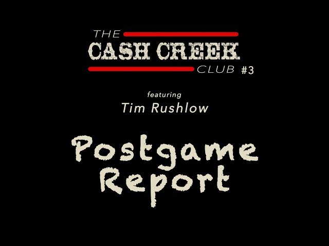 The CC Club Live #3 (feat Tim Rushlow) Postgame Report Country Music Talk Show