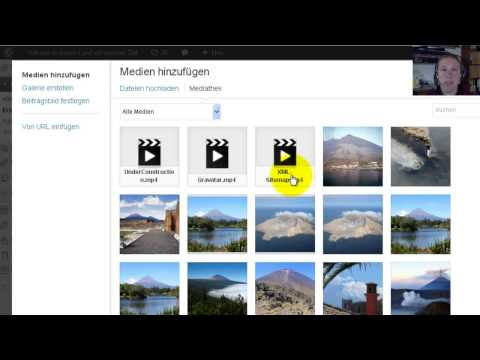 Video einfuegen WordPress