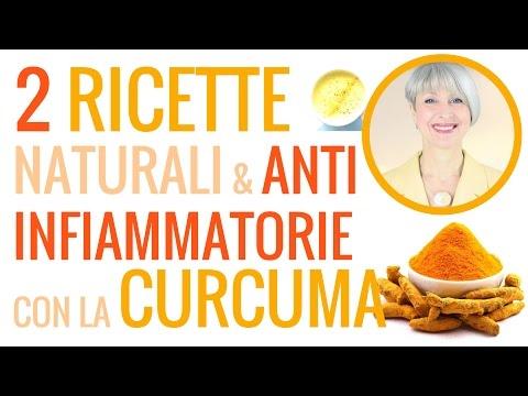 CURCUMA: 2 RICETTE ANTI INFIAMMATORIE NATURALI | Simona Vignali