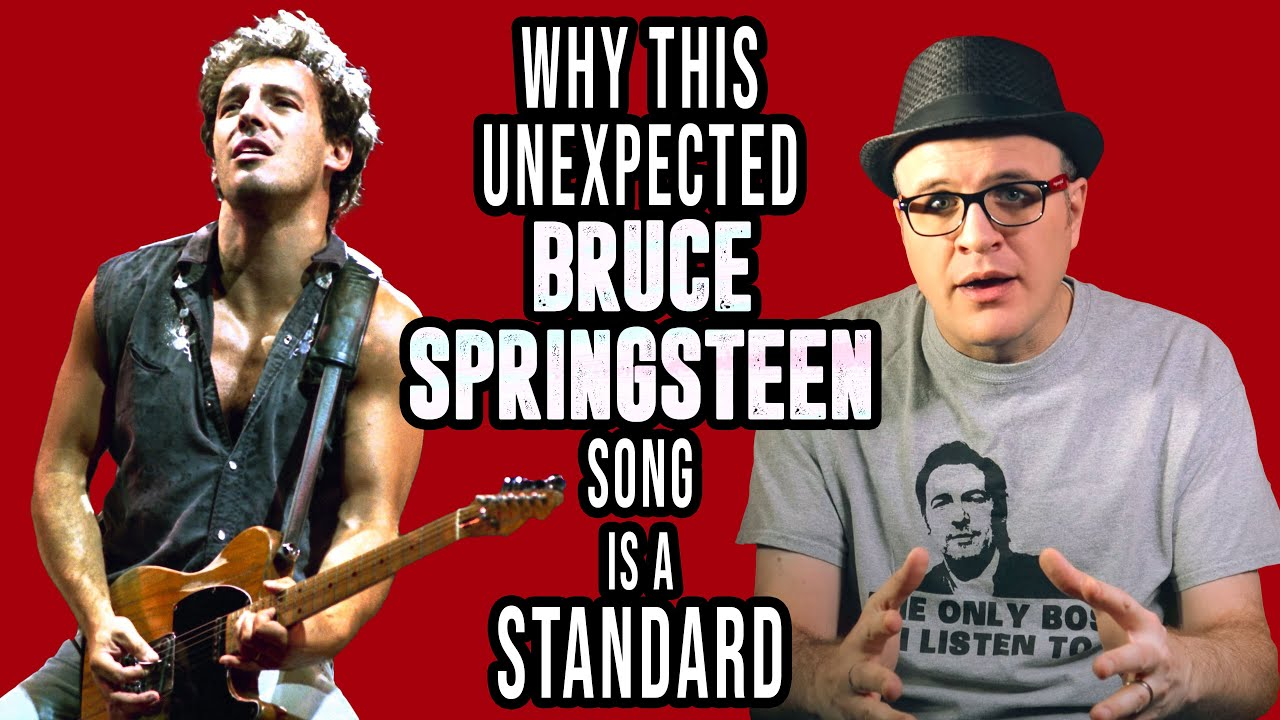 Why this Bruce Springsteen 80s song is a Surprise Classic   The New Standards   Professor of Rock