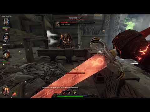 *NEW* WARHAMMER VERMINTIDE 2 GAMEPLAY. THIS GAME IS IMPOSSIBLE |