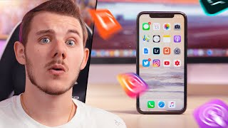 Mon iPhone 11 Pro (Workflow, Applications, What's On My Phone: 2020!)