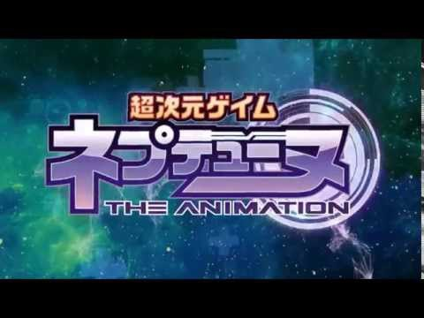 Dimention Tripper!!!! - Hyperdimension Neptunia THE ANIMATION [Lyrics+English translation]