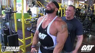 Baixar Sergio Oliva Jr. Shoulder Workout | Back to My Roots Ep. 2