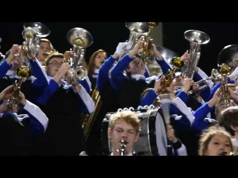 Mooresville High School Marching Band ESPN