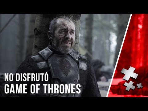 Stephen Dillane (Stannis Baratheon) no disfrutó ser parte de Game of Thrones