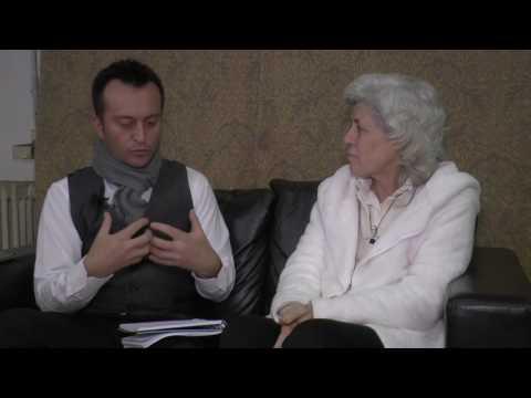 """Entrevista Doctora María Teresa Ilari """"beneficios del consumo de Agua de Mar"""""""