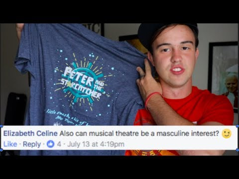 Can Musical Theatre be manly?-AMA#2