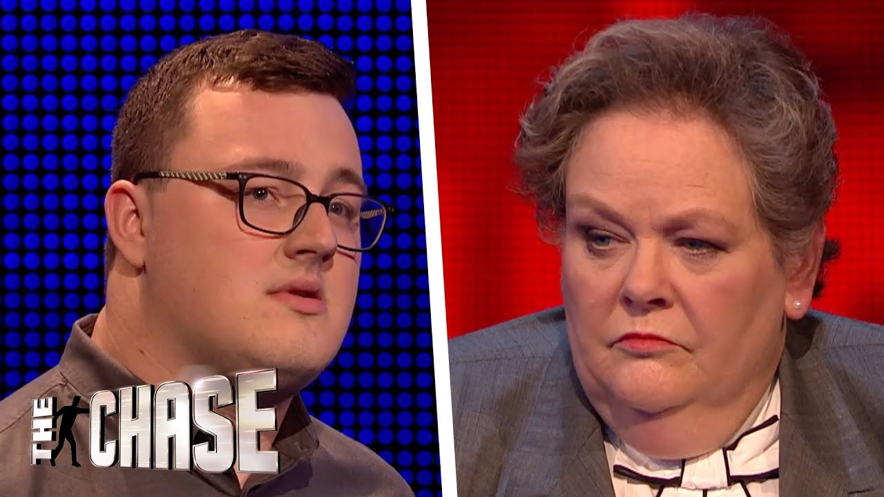 The Chase | 23-Year-Old Liam Takes On The Governess | Highlights November 26