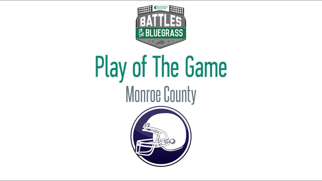 MONROE COUNTY FALCONS VS. GREEN COUNTY DRAGONS