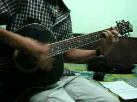 Mujhe De De Har Gham Tera - Guitar Cover