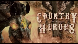 DEVILDRIVER - Country Heroes feat. Hank III (Official Lyric Video) | Napalm Records