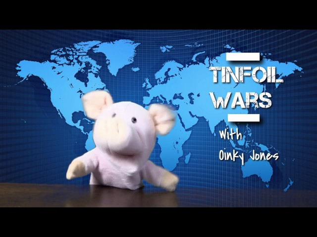 Oinky Jones and the Tinfoil Wars Introduction