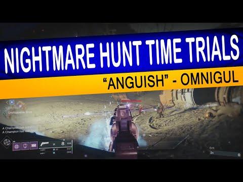 "Destiny 2   ""Anguish"" - Nightmare of Omnigul Time Trial (Master Nightmare Hunt)"