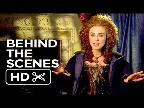 The Duchess Behind the Scenes - Period Piece (2008) - Keira