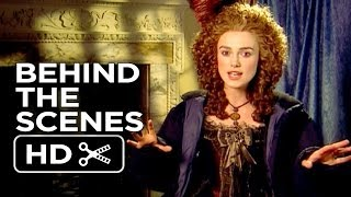 The Duchess Behind the Scenes - Period Piece (2008) - Keira Knightley, Ralph Fiennes Movie HD