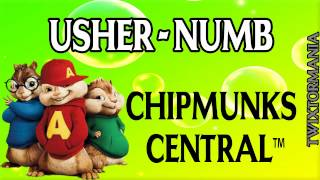 Usher - Numb ! (Chipmunks Central)