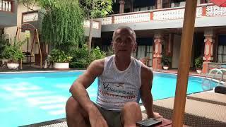 Отзыв о лагере на Бали от Валерия