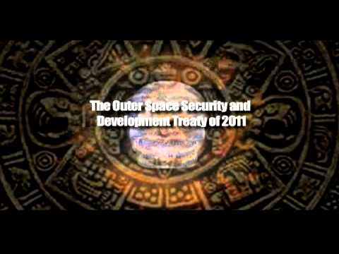 Carol Rosin + Edgar Mitchell & the Outer Space Weapons Ban Treaty