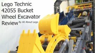 Lego Technic 42055 Bucket Wheel Excavator Review