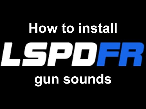 LSPDFR: How to