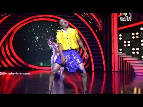 D3 D 4 Dance I Vishnu - Ee theeram thedum I Mazhavil Manorama