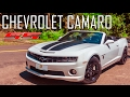 CHEVROLET CAMARO SS CONVERSIVEL - SOLER REVIEW - EP60