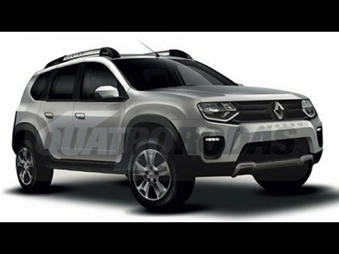 2017 renault duster 7 seater suv rendered youtube. Black Bedroom Furniture Sets. Home Design Ideas