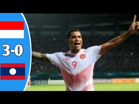 Indonesia VS Laos 3-0 Asian Games 2018 HD English Comentary