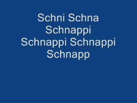 Shnappi Das Kleine Krokodil (Lyrics)