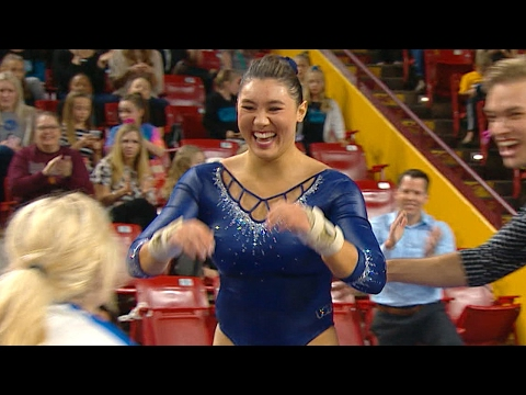 Highlights: Event Winners Score Big in UCLA Gymnastics Win