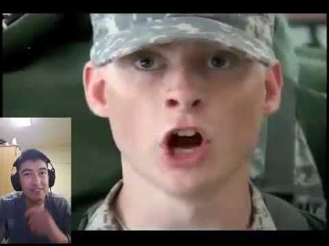 Marine reacts to Army vs USMC Bootcamp