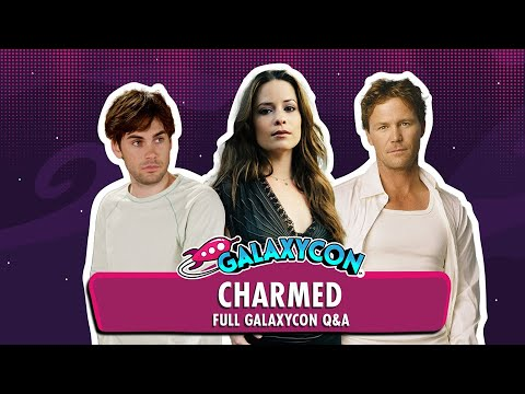 Download Charmed Full GalaxyCon Q&A