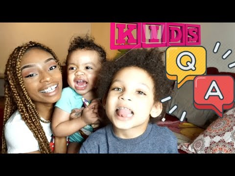 What Are My Kids Mixed With? Q&A W/ My Babies thumbnail