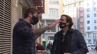 Imagen del video: ENTREVISTA EN DIRECTO CAMINANDO POR MADRID | Cake Minuesa vs Roma Gallardo Parte 1